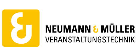Zusammenarbeit mit Neumann und Müller Veranstaltungstechnik