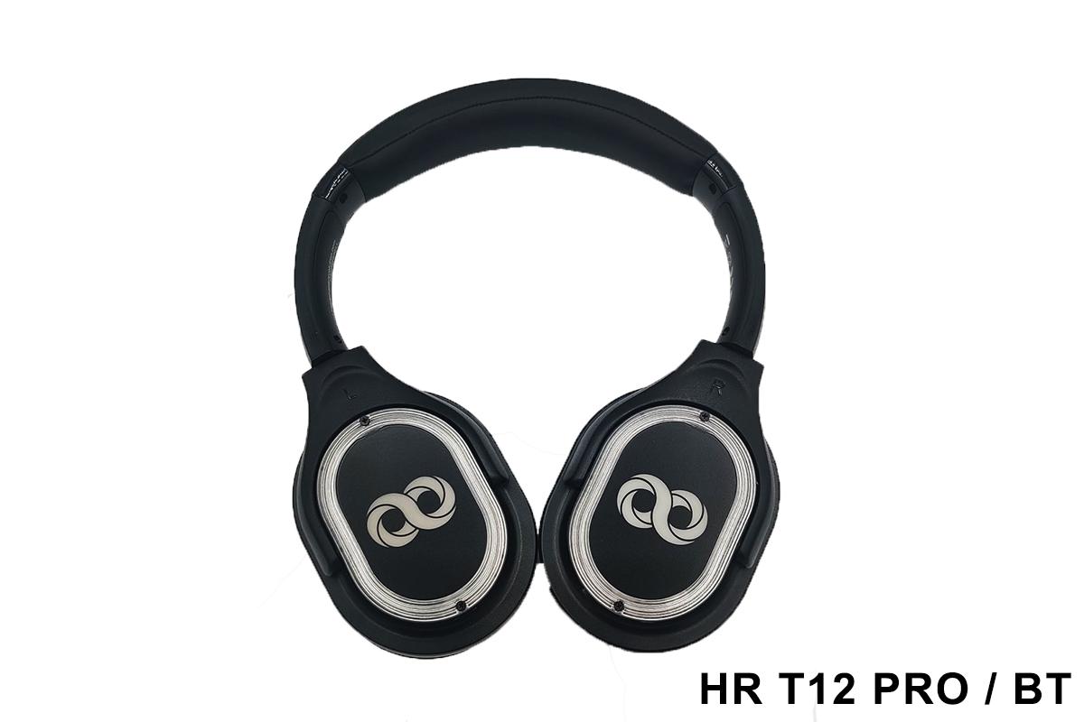 Silent Kopfhörer Modell HR T12 Pro (BT)
